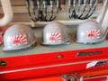 [海上自衛隊][あたご]「あたご」ヘリ格納庫に展示されていたヘルメット。