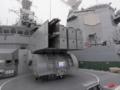 [海上自衛隊][せとぎり][アスロック]護衛艦「せとぎり」のアスロックランチャー。