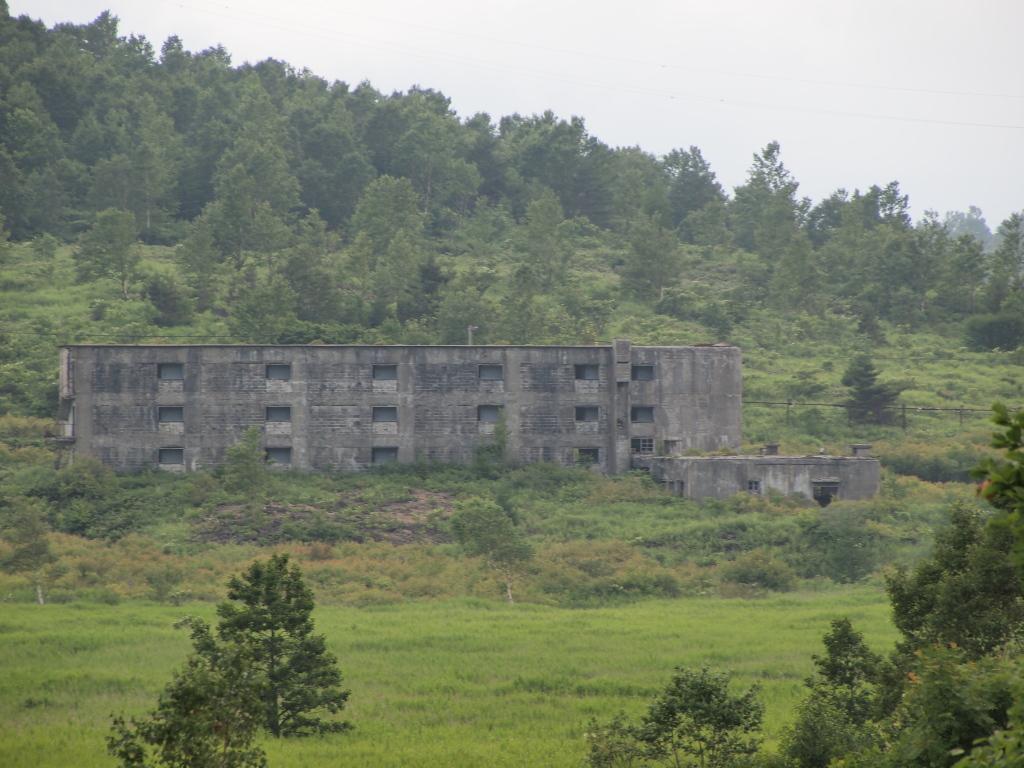 松尾鉱山の遺構。 個別「[鉱山][遺構]松尾鉱山の遺構。」の写真、画像、動画 - 110719