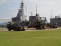 [航空自衛隊][PAC-3]海上自衛隊阪神基地で展示中のパトリオット「PAC-3」。