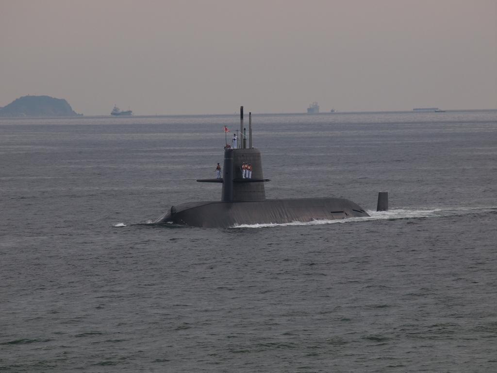 おやしお型潜水艦の画像 p1_40