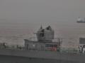[海上自衛隊][はたかぜ][Mk42]護衛艦「はたかぜ」の前部5インチ砲。