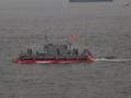[海上自衛隊][SAM]自走式掃海具SAM。大阪湾にて。有人運用中です。
