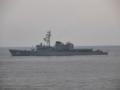 [海上自衛隊][せとゆき]護衛艦「せとゆき」。大阪湾にて。
