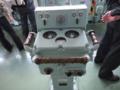 [海上自衛隊][とわだ]補給艦「とわだ」。艦橋の速力兼回転発信器。