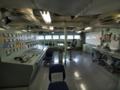 [海上自衛隊][とわだ]補給艦「とわだ」。補給管制室。