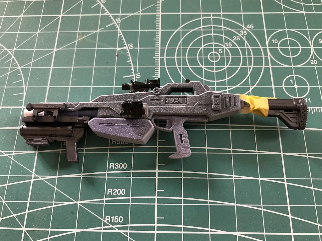 MG 1/100 反地球連邦組織(エゥーゴ)試作型モビルスーツRX-178 ガンダムMk-II Ver.2.0