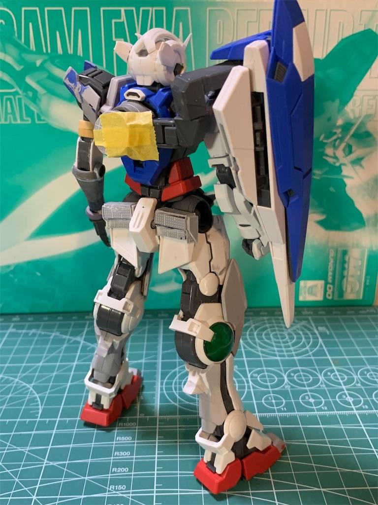 MG 1/100 ガンダムエクシア リペアIV
