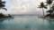 リーフホテルのプール