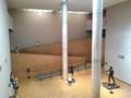 国立西洋美術館のスロープ