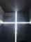 光の教会(内側)