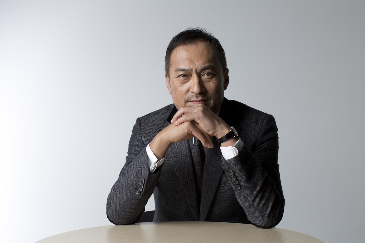 渡辺謙さんインタビュー~新しいことに挑戦し、見る人を楽しませたい