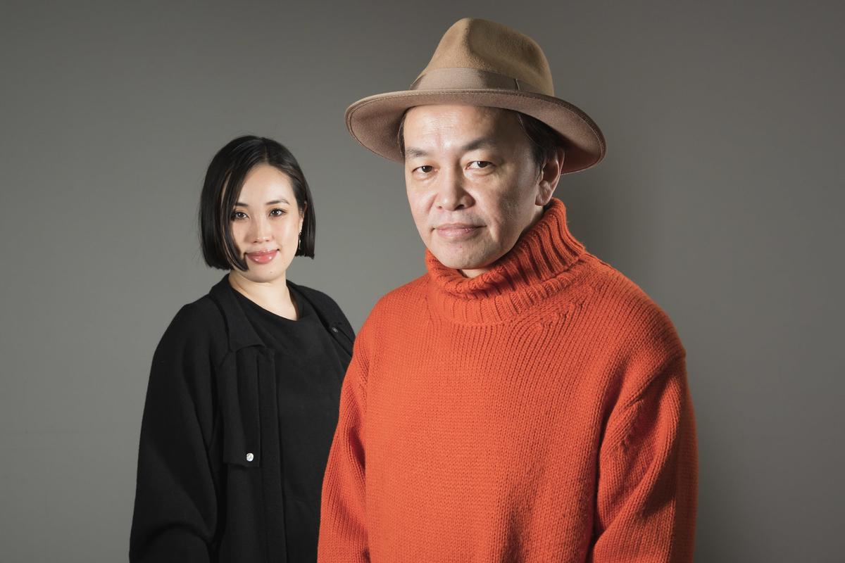 渡辺志保さん(左)、高橋芳朗さん(右)