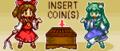 INSERT COIN(S).
