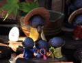 [地蔵][人形][焼き物]お地蔵さん