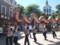 蛇踊りのパレード