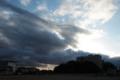 倉敷市下庄の風景写真 - 川崎医療大学付属病院/夕景