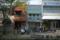 石関町の風景-烏城みち/岡山市北区石関町にて