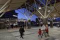 岡山市北区駅元町の風景写真 - 岡山駅西口コンコース