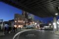 岡山市北区駅元町の風景写真 - 岡山駅西口ターミナル
