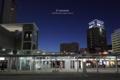 岡山市北区駅元町の風景写真 -岡山駅西口バスターミナル