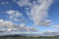 岡山市東区光津の風景写真 - 青空