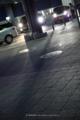 岡山市北区駅元町の風景写真 - 岡山駅西口ロータリー/ヘッドライト