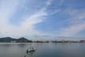 岡山市中区江並の風景写真 - 旭川の風景