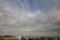 岡山市北区京橋町の風景写真 - 秋の空