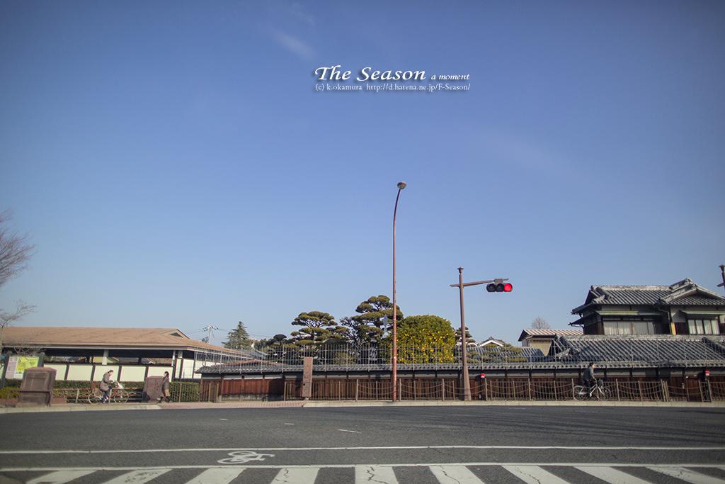 岡山市北区内山下の風景写真 - Crossing