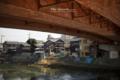岡山市中区東中島町の風景写真 - Landscape under the bridge