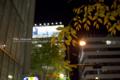 岡山市北区駅元町の風景写真 - Light of the street lamp