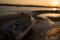 岡山市中区江崎の風景写真 - Scenery of twilight