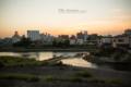 岡山市中区御幸町の風景写真 - One sultry day