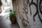 岡山市北区磨屋町の風景写真 - back alley