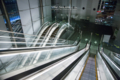 岡山市北区駅元町の風景写真 - Escalator