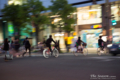 岡山市北区本町の風景写真 - Pedestrian crossing