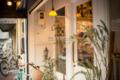 岡山市北区丸の内の風景写真 - The light of a shop