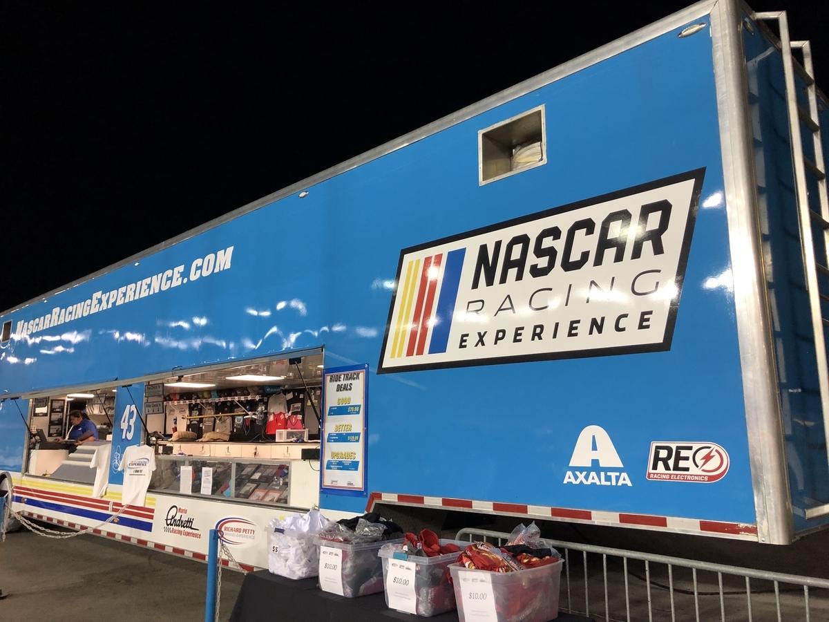 Las Vegas Motor Speedway NASCAR Racing Experience