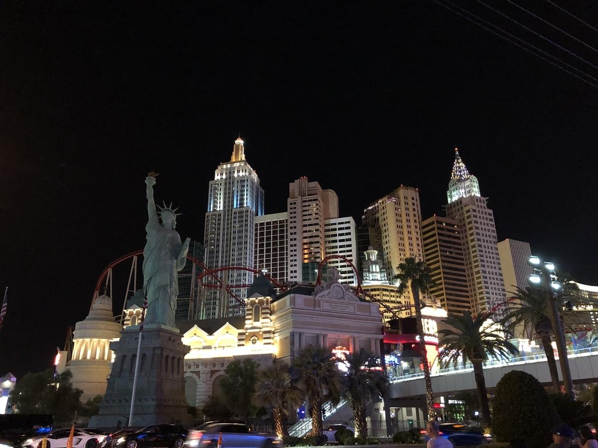 Las Vegas New York - New York