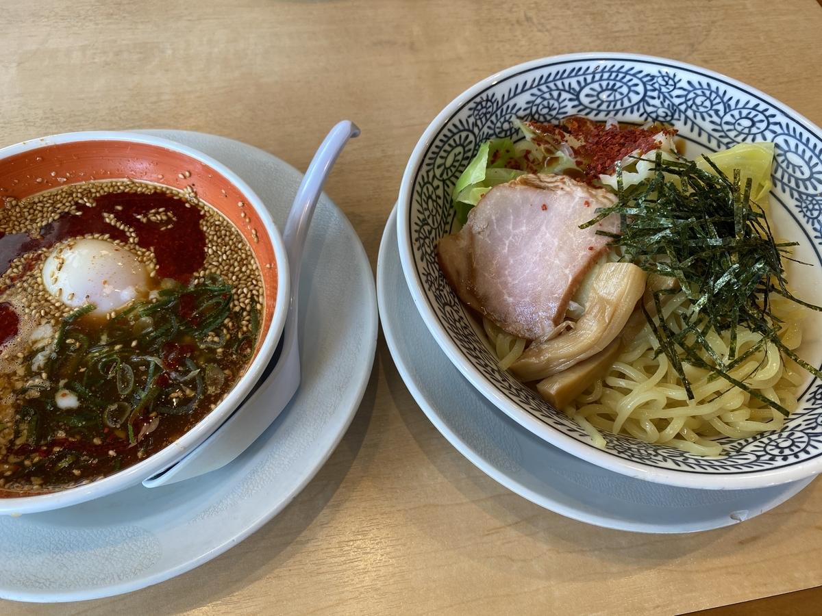 丸源ラーメン / 旨辛つけ麺