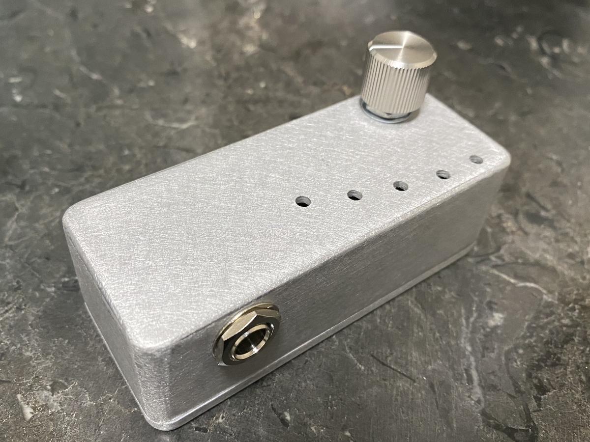 Lee Custom Amplifier 12AU7 真空管Buffer / Booster