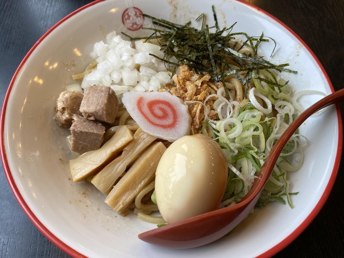 三田製麺所 / 油そば