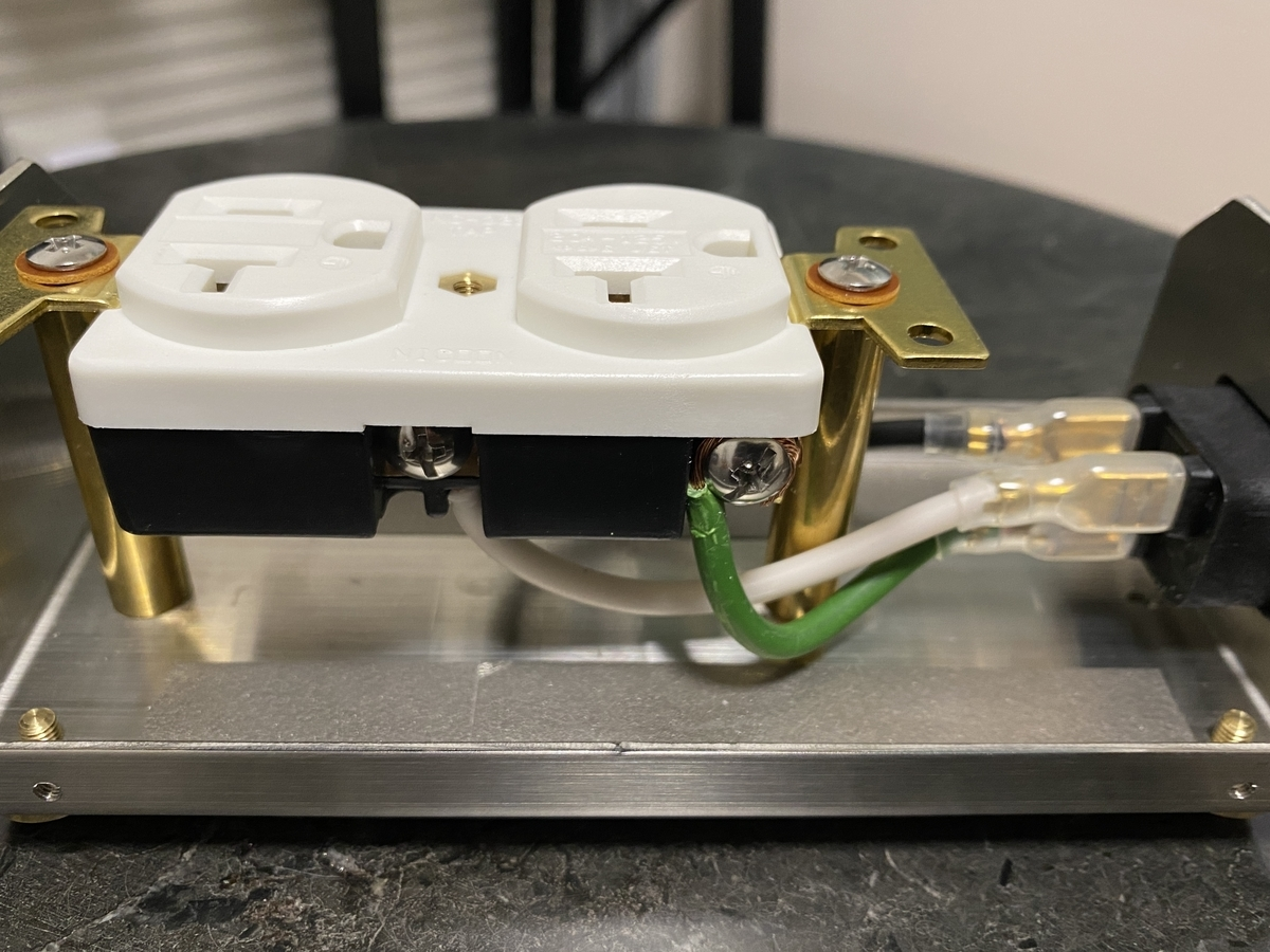 オヤイデ 電気 / 自作用電源ボックス MT-US2 セット