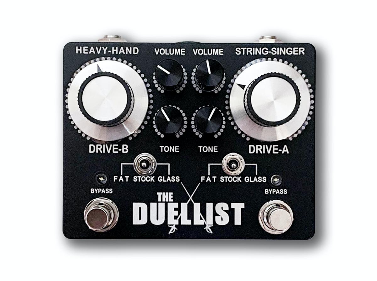 THE DUELLIST / KING TONE GUITAR  HP