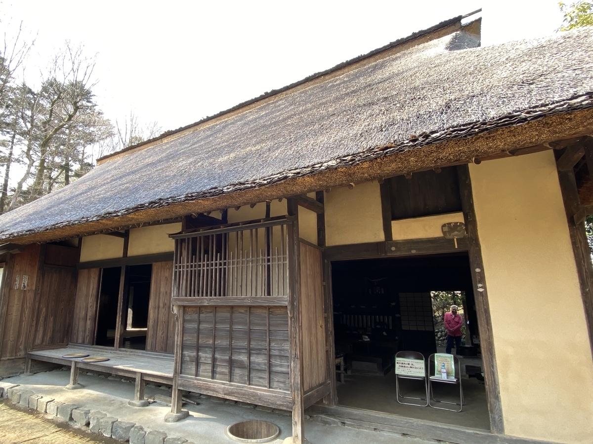 羽村市郷土博物館 / 旧下田家住宅