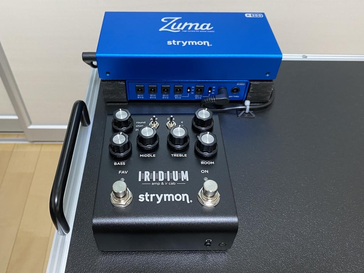 Strymon IRIDIUM / PoC用ボード
