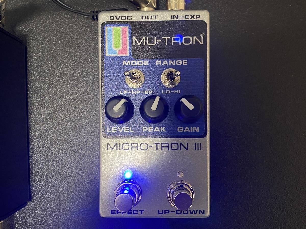 Mu-tron Micro-Tron Ⅲ
