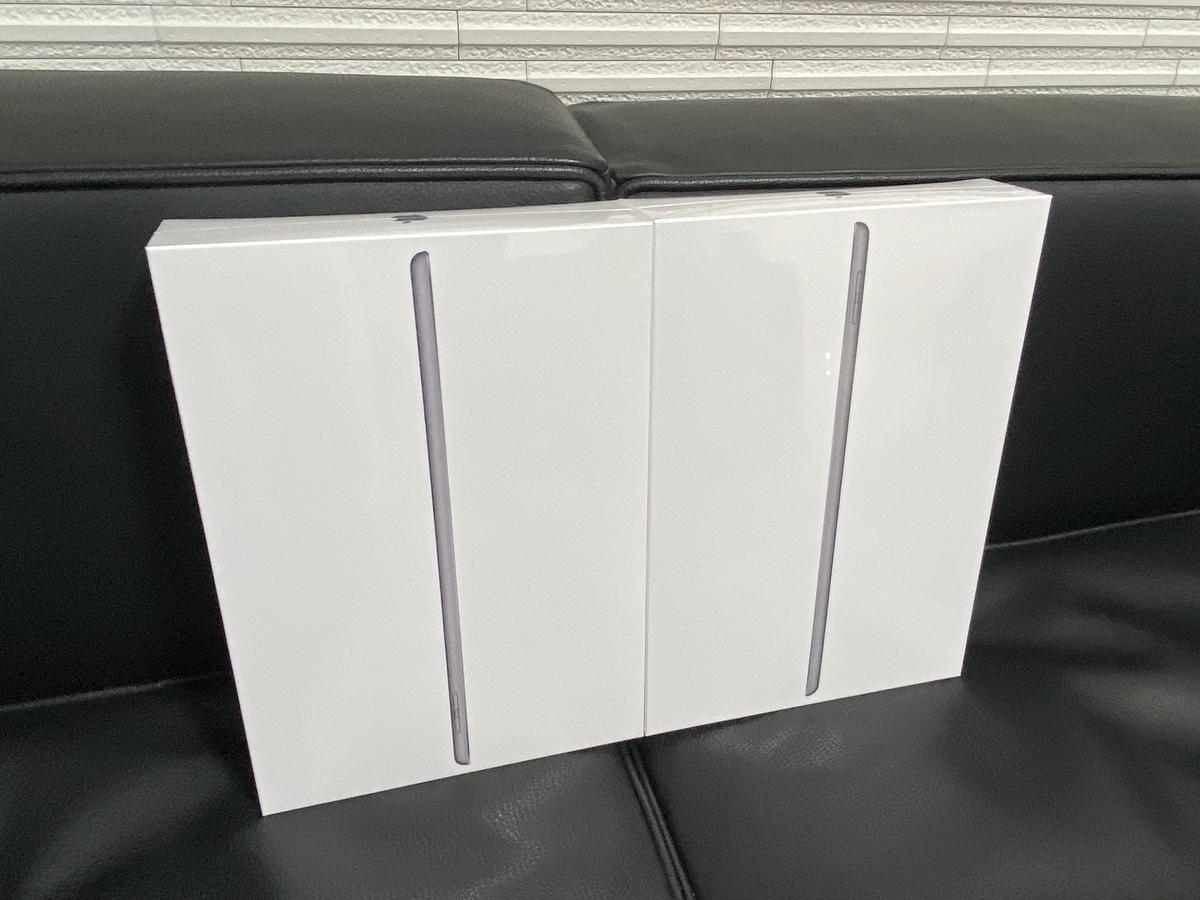 iPad(第8世代)×2