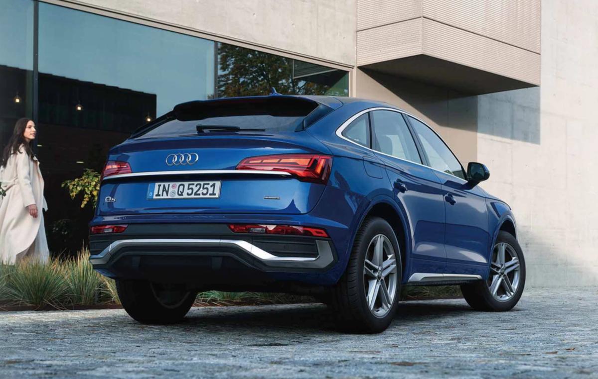 Audi Q5 Sportback / Audi HP